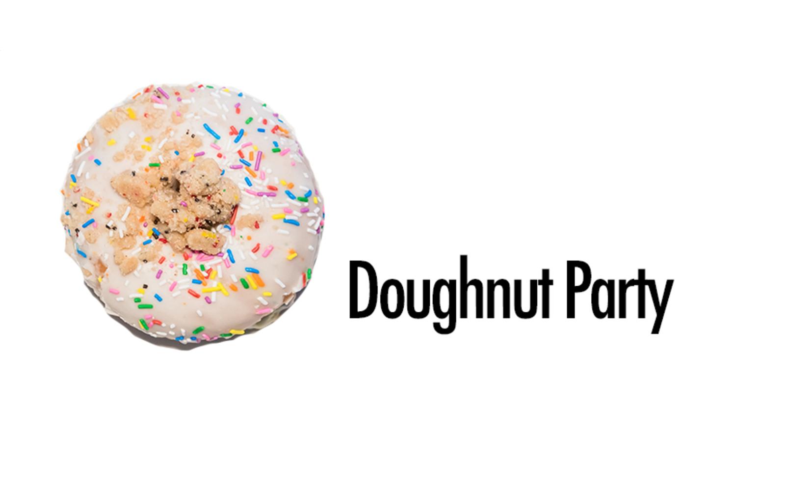 Normal2x doughnut party